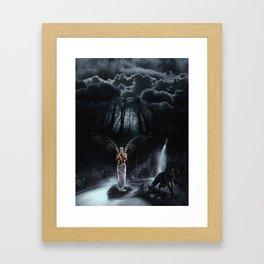 The revival Framed Art Print