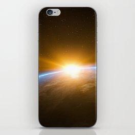 Space (Moon, Sun & Stars) iPhone Skin