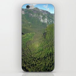 Another Kind of Rainforest iPhone Skin