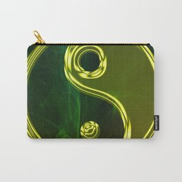Smoking out the Yin and the Yang Carry-All Pouch