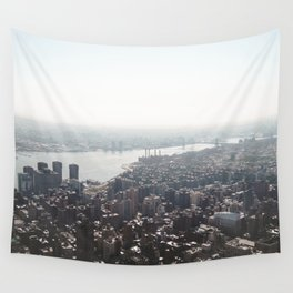 East River Wall Tapestry