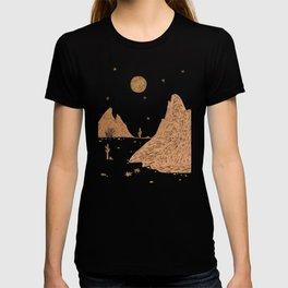 A Night in the Desert T-shirt