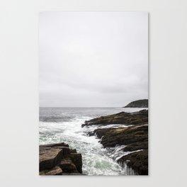Acadia - Coast of Maine Canvas Print