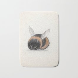 little bumble bee Bath Mat