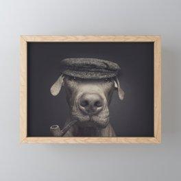 Whats up? Framed Mini Art Print