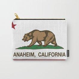 Anaheim California Republic flag Carry-All Pouch