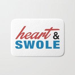 Heart & Swole Bath Mat