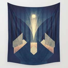 Europa - The Great Plumes Wall Tapestry