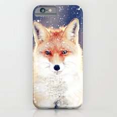 Cute wolf iPhone 6s Slim Case