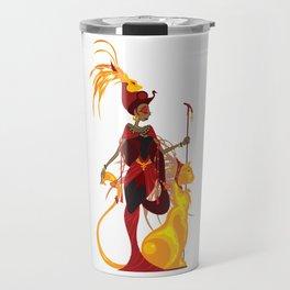 Sekhmet Travel Mug