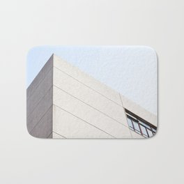 Abstract architecture photography Bath Mat