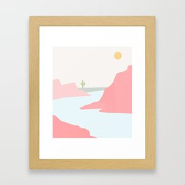 Stanley Yelnats Framed Art Print
