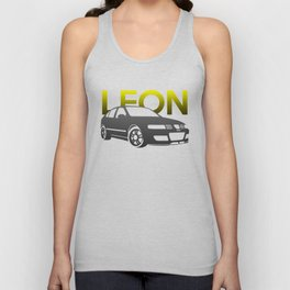 Seat Leon Cupra R Unisex Tank Top