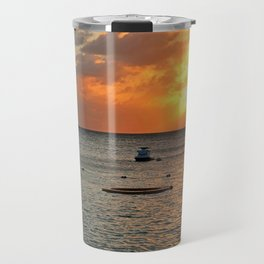 Sultry with a Twist Travel Mug