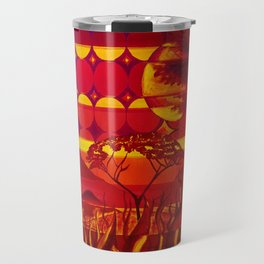 Safari Travel Mug
