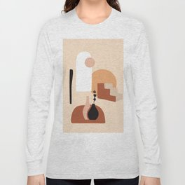 Abstract Elements 18 Long Sleeve T-shirt