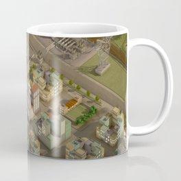Biogas City Coffee Mug