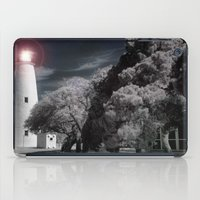 dwight iPad Cases featuring The Night Light by Anthony M. Davis