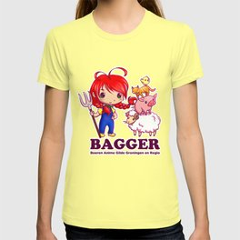 BAGGER Lotje and the farm animals T-shirt