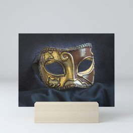 Venetian Mask Mini Art Print