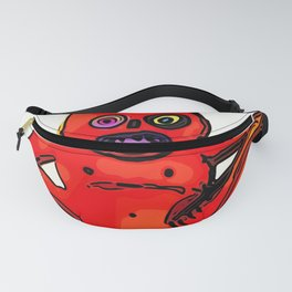 Meet Wallace Fanny Pack