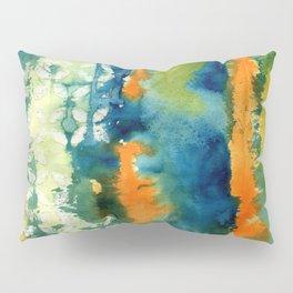 Aquamarine Dreams Pillow Sham