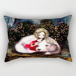 Houndling Rectangular Pillow
