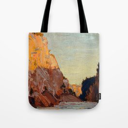 Tom Thomson - Petawawa - Canada, Canadian Oil Painting - Group of Seven Tote Bag