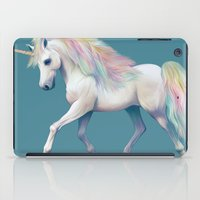 unicorn iPad Cases featuring Unicorn by ShannonPosedenti
