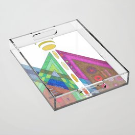Abbey Acrylic Tray