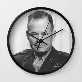 Lewis Chesty Puller - Marine General Wall Clock