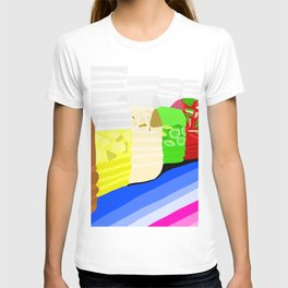 AQUA NATURAL BY IZA T-shirt
