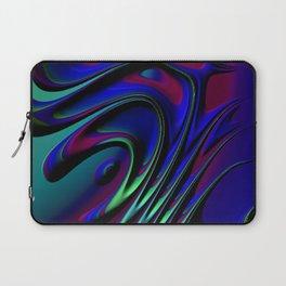 Riddles Fractal Laptop Sleeve