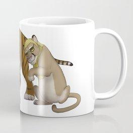 Trash Trio Coffee Mug
