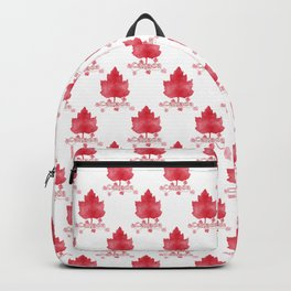 Oh Canada Backpack