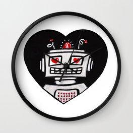 love machine Wall Clock