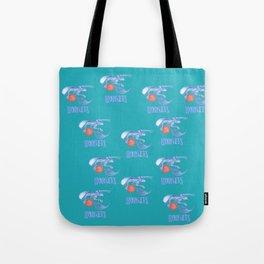HORNETS hand-drawn design Tote Bag
