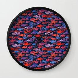 sardinas Wall Clock