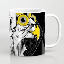 Alien Eagle Coffee Mug