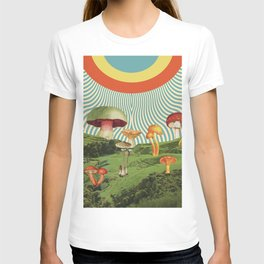 Shroomscape T-shirt