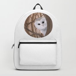 curious owl Backpack