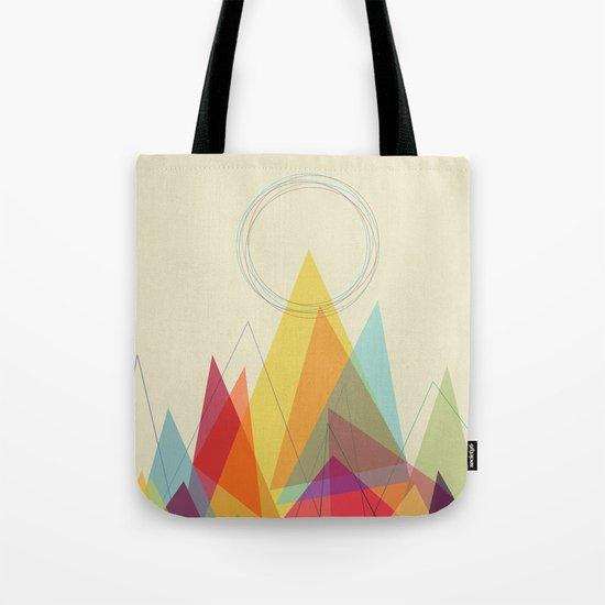 Holy Mountain Tote Bag