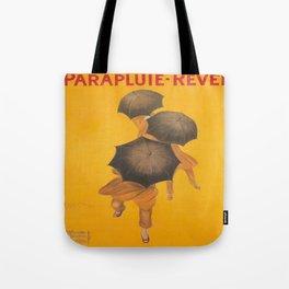 Vintage poster - Parapluie-Revel Tote Bag