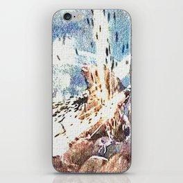 Battle with werewolf iPhone Skin