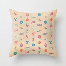 HURTFUL  Throw Pillow