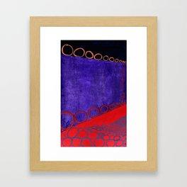 Le Economie Framed Art Print