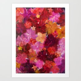 """Summer"" by Pavel Pleskot New Zealand artist Art Print"