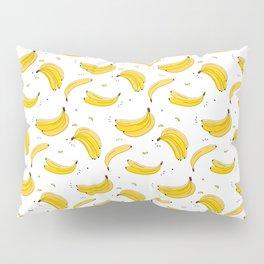Banana print Pillow Sham