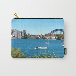 A Sydney view Carry-All Pouch