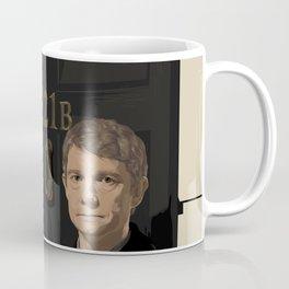 """""""221B"""" Coffee Mug"""